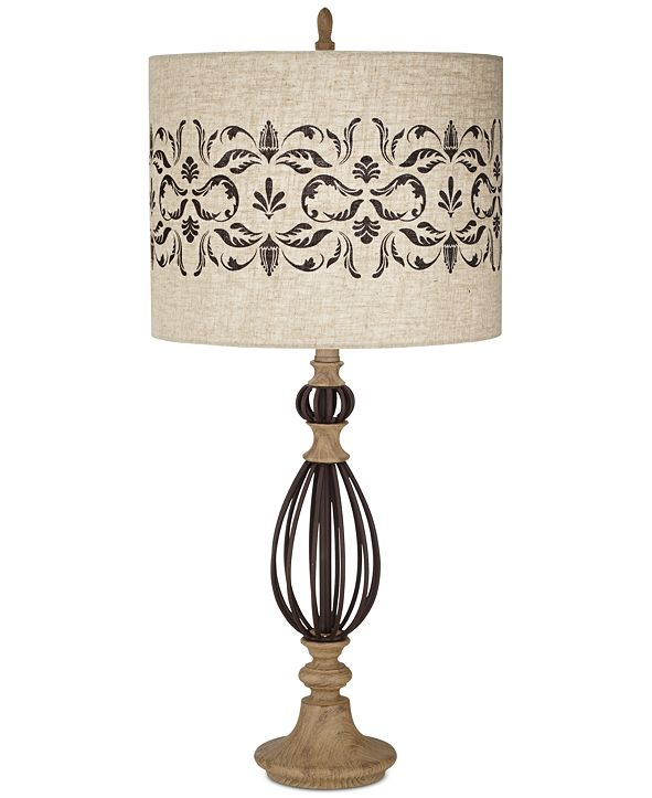 Pacific Coast Georgia Charm Table Lamp