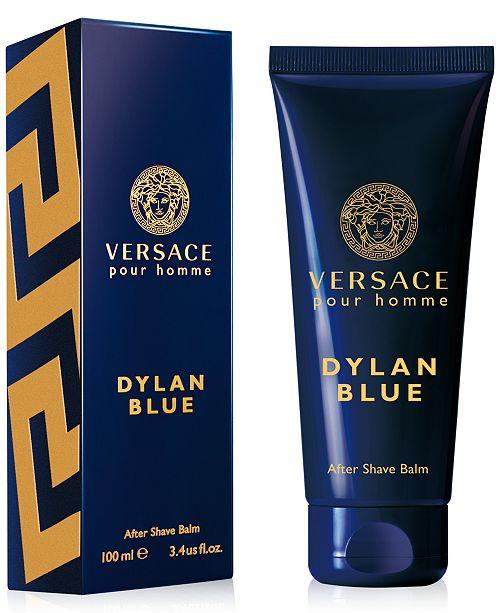 Versace Men s Pour Homme Dylan Blue After Shave Balm, 3.4 oz - All ... 2874794c6e8