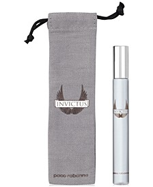 Receive a Complimentary Travel Spray with any large spray or body product purchase from the Invictus fragrance collection