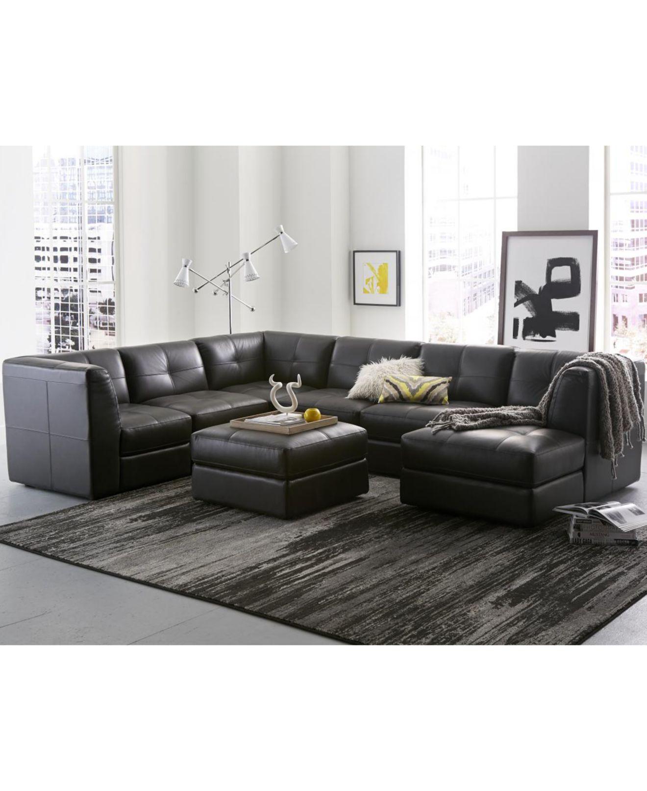 bauhaus sectional sofas