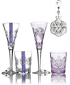 Waterford Crystal 2016 Snowflake Wishes for Serenity Collection