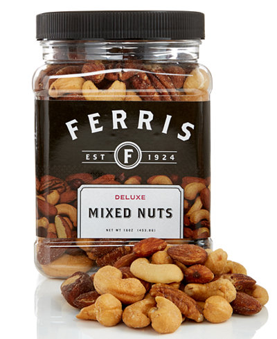 Ferris Roasted Salted Deluxe Mixed Nuts