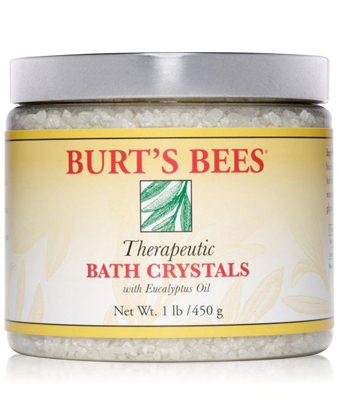 Burt's Bees - THERAPEUTIC BATH CRYSTALS