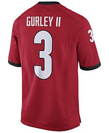 Nike Men's Todd Gurley II Georgia Bulldogs Player Game Jersey