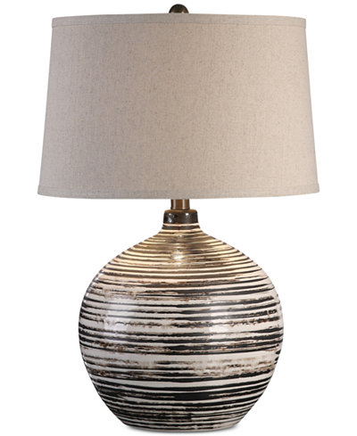 Uttermost Bloxom Table Lamp - Uttermost Bloxom Table Lamp - Lighting & Lamps - For The Home - Macy's