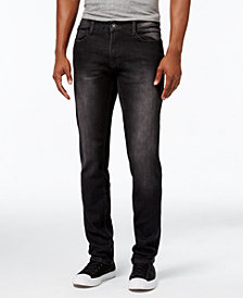 Ring of Fire Men's Slim Fit Stretch Storm Wash Jeans, Created for Macy's