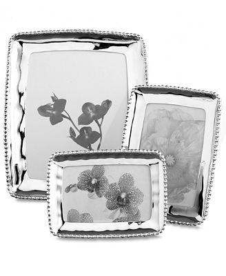 michael aram molten frames collection
