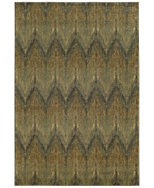 "Tommy Bahama Home Voyage 508X Blue 7' 10"" x 10' 10"" Area Rug"