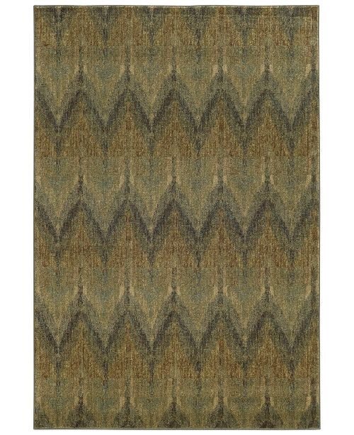 Tommy Bahama Home Voyage 508X Blue Area Rug