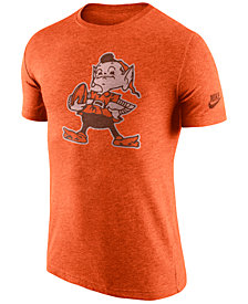 Nike Men's Cleveland Browns Historic Logo T-Shirt