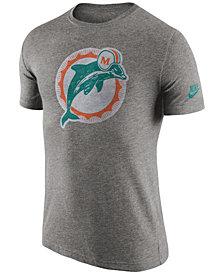 Nike Men's Miami Dolphins Historic Logo T-Shirt