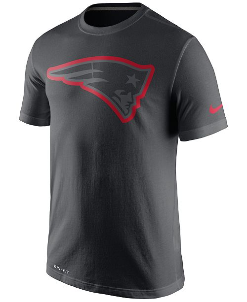 Nike Men's New England Patriots Travel T-Shirt