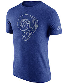 Nike Men's Los Angeles Rams Historic Logo T-Shirt