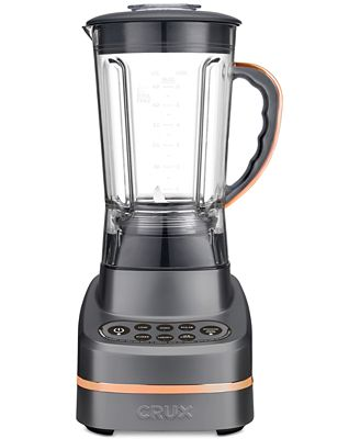 crux crx14546 7-speed blender, created for macy's - electrics