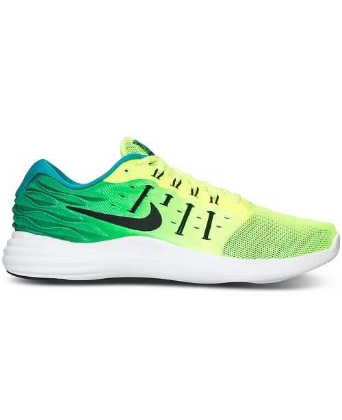 official photos f2fd9 7bf58 ... Nike Men s LunarStelos Running Sneakers from Finish Line ...