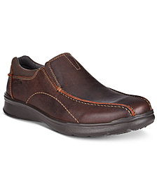 Clarks Men's Cotrell Step Bike Toe Slip On
