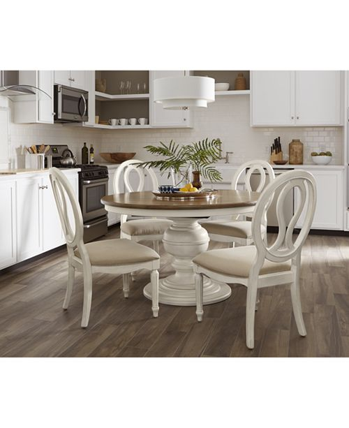 Macys Furniture Clearance Center: Furniture Sag Harbor Round Kitchen Furniture Collection