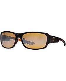 Maui Jim Polarized Bamboo Forest Sunglasses