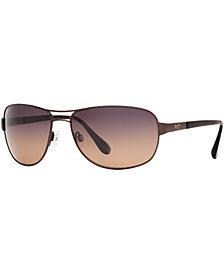 Maui Jim Polarized Sunglasses, 425 Banzai