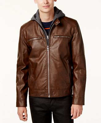 Brown Mens Jackets & Coats - Macy's