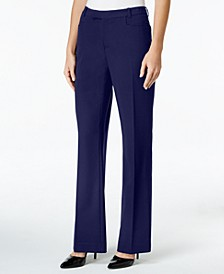 Modern Straight-Leg Modern Dress Pants