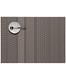Mixed-Weave Luxe Placemat.