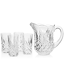 Barware, Dublin 5-Piece Beverage Set