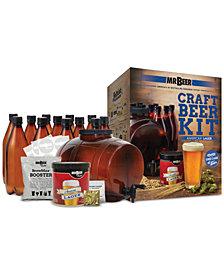 Mr. Beer American Lager Beer Making Kit