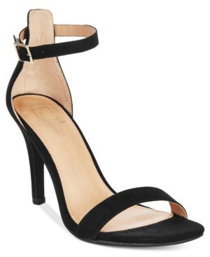 Material Girl Blaire Two-Piece Dress Sandals, Created for Macy