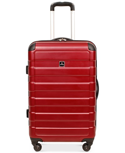 Tag Matrix 24 Hardside Spinner Suitcase, Created for Macy's