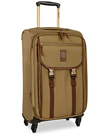 "Reddington 21"" Expandable Carry-On Spinner Suitcase"