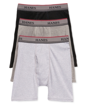 Hanes Platinum 3-Pk....