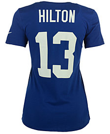 Nike Women's T.Y. Hilton Indianapolis Colts Player Pride T-Shirt