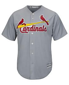 Majestic Men's St. Louis Cardinals Blank Replica Big & Tall Jersey