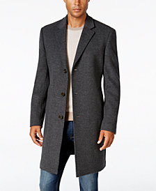 Lauren Ralph Lauren Men's Luther Wool-Blend Top Coat