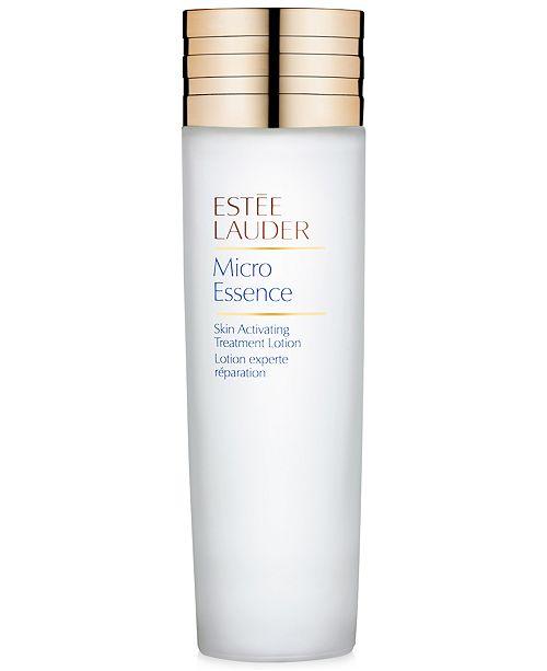 Estee Lauder Micro Essence Skin Activating Treatment Lotion, 5 oz.