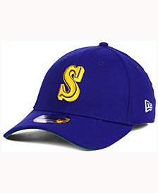 New Era Seattle Mariners Coop 39THIRTY Cap