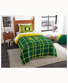 Oregon Ducks 5-Piece Twin Bed Set