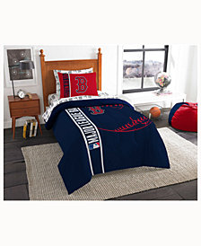 Boston Red Sox 5-Piece Twin Bed Set