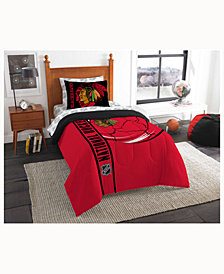 Chicago Blackhawks 5-Piece Twin Bed Set