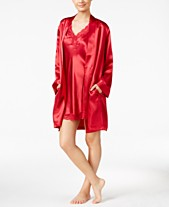 ae49de7ac5 Red Womens Robes and Wraps - Macy s
