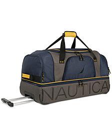 """Nautica Westport 32"""" Rolling Duffel"""