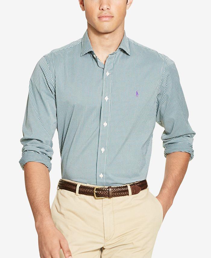 Polo Ralph Lauren - Men's Stretch Performance Shirt