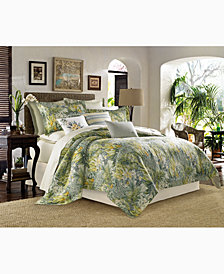 Tommy Bahama Home Cuba Cabana California King 4-Pc. Comforter Set