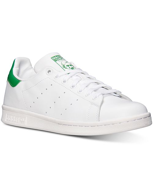 e2b87ed8a1f adidas Men's Originals Stan Smith Casual Sneakers from Finish Line ...