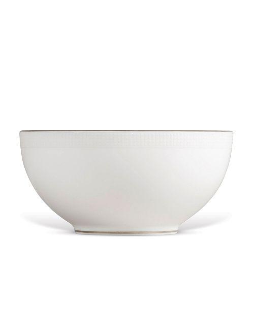 Vera Wang Wedgwood Dinnerware, Blanc sur Blanc Bowl