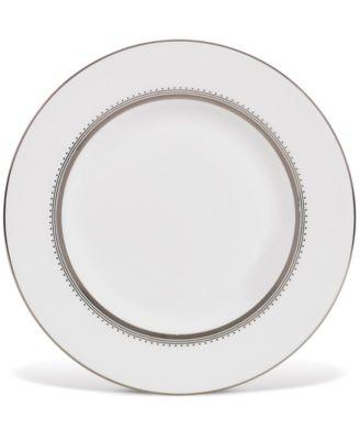 Dinnerware, Grosgrain Accent Plate