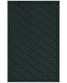 Bungalow Flooring Water Guard Argyle 2'x3' Doormat