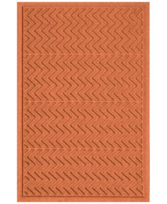 Water Guard Chevron  2'x3' Doormat