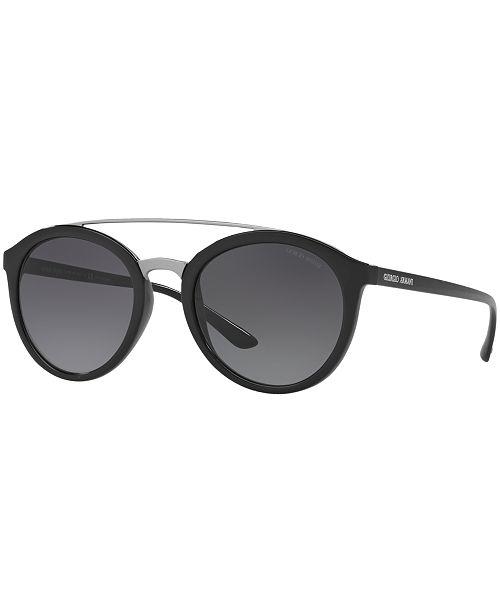 Giorgio Armani Polarized Sunglasses, AR8083